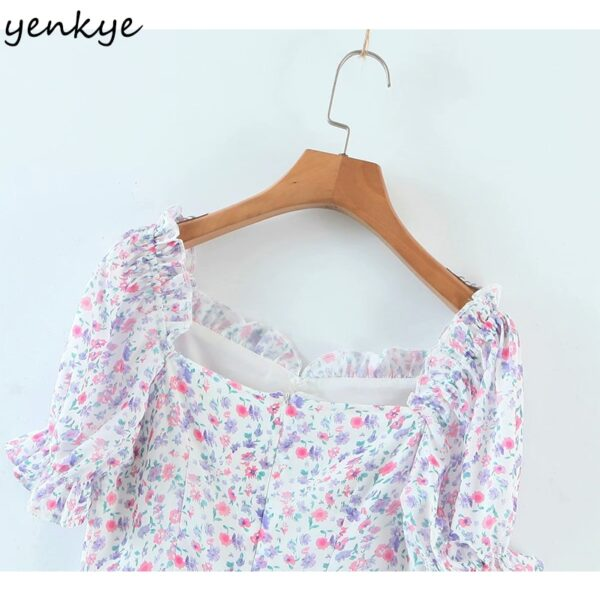 YENKYE-Summer-Dress-2021-Women-Sweet-Floral-Print-Holiday-Dress-Fashion-Female-V-Neck-Short-Sleeve-5.jpg