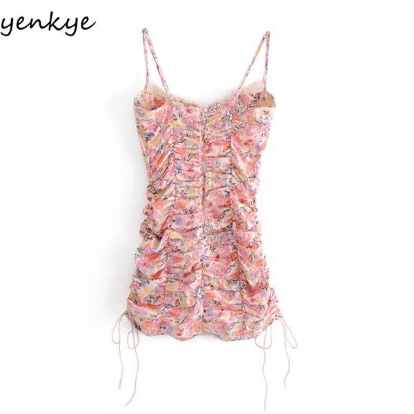YENKYE-Sweet-Floral-Print-Sling-Sexy-Dress-Women-Chic-Lace-Trim-V-Neck-Sleeveless-Draped-Bodycon-1.jpg