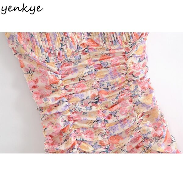 YENKYE-Sweet-Floral-Print-Sling-Sexy-Dress-Women-Chic-Lace-Trim-V-Neck-Sleeveless-Draped-Bodycon-3.jpg