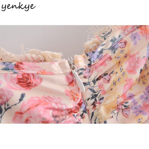 YENKYE-Sweet-Floral-Print-Sling-Sexy-Dress-Women-Chic-Lace-Trim-V-Neck-Sleeveless-Draped-Bodycon-5.jpg