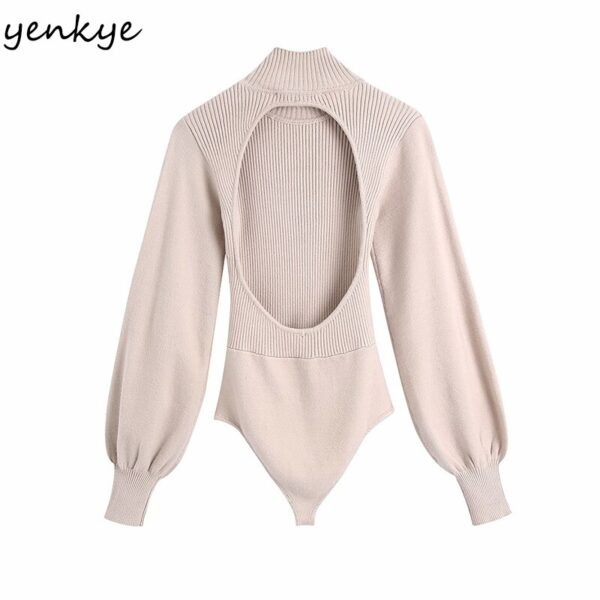 YENKYE-Sexy-Backless-Knit-Bodysuit-Women-Vintage-Solid-Turtleneck-Lantern-Sleeve-Slim-Body-Femme-Fashion-Tops-1.jpg