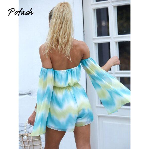 Pofash-Chiffon-Tie-Dye-Split-Bardot-Romper-Women-Off-Shoulder-Backless-Bell-Sleeves-Summer-Playsuits-Loose-1.jpg