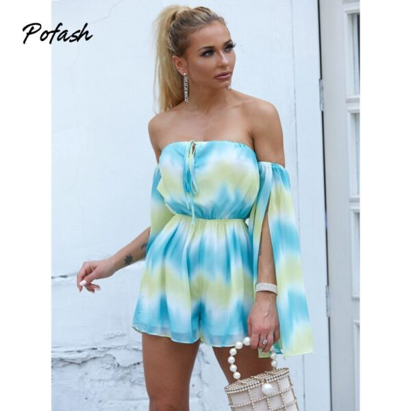 Pofash-Chiffon-Tie-Dye-Split-Bardot-Romper-Women-Off-Shoulder-Backless-Bell-Sleeves-Summer-Playsuits-Loose-2.jpg