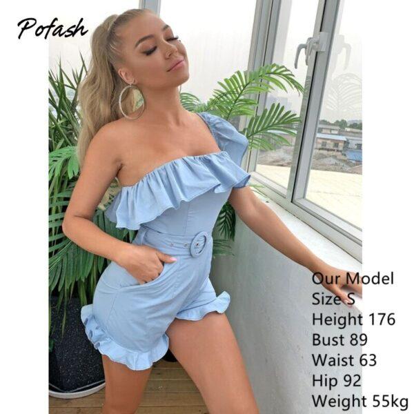 Pofash-Ruffle-One-Shoulder-Playsuits-Women-Solid-Blue-Backless-Waist-Tie-Autumn-Romper-Sleeveless-Casual-Street-3.jpg