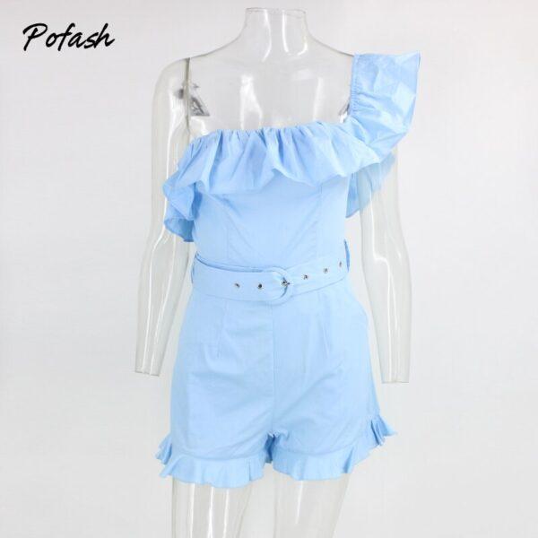 Pofash-Ruffle-One-Shoulder-Playsuits-Women-Solid-Blue-Backless-Waist-Tie-Autumn-Romper-Sleeveless-Casual-Street-4.jpg