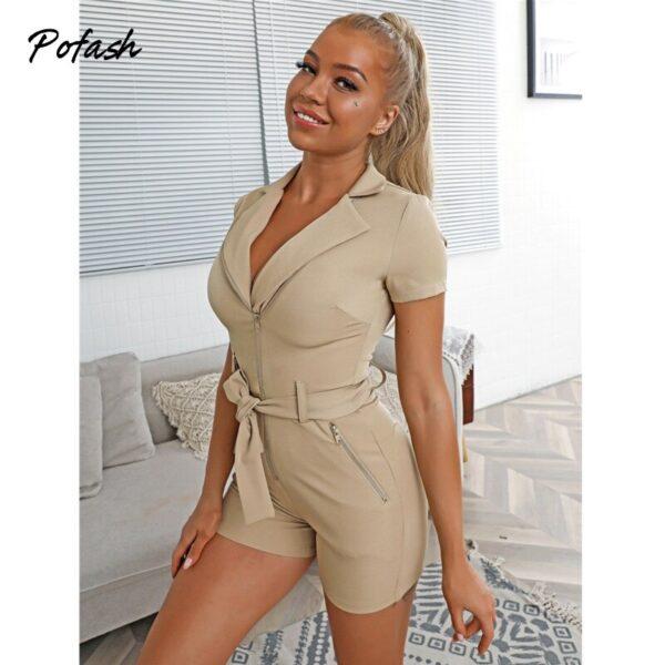 Pofash-Solid-Khaki-Slim-Women-Jumpsuit-V-Neck-High-Waist-Sashes-Bandage-Casual-Romper-Female-Summer-2.jpg