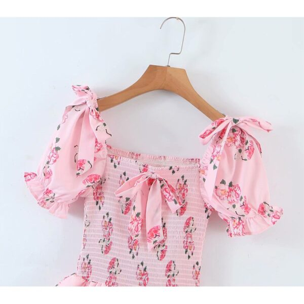 YENKYE-Sweet-Bow-Floral-Print-Pink-Princess-Dress-Women-Puff-Sleeve-Sexy-Lace-Trims-Layered-Party-2.jpg