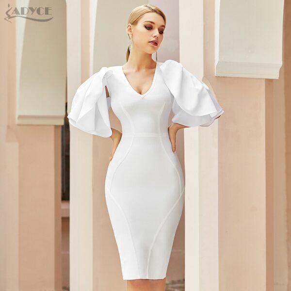 Adyce-2021-New-Summer-Women-White-Short-Butterfly-Sleeve-Bodycon-Bandage-Dress-Sexy-V-Neck-Midi-1.jpg